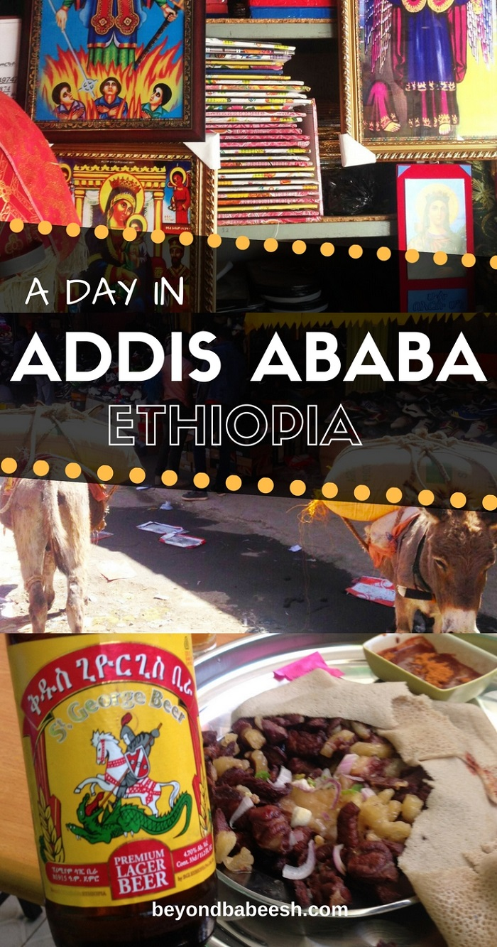 spending a day in Addis Ababa Ethiopia
