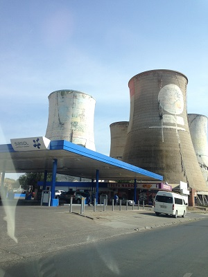 public transporation to lesotho