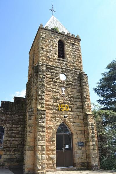 church in lesotho