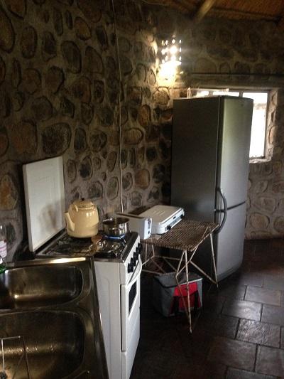 semonkong lodge shared kitchen