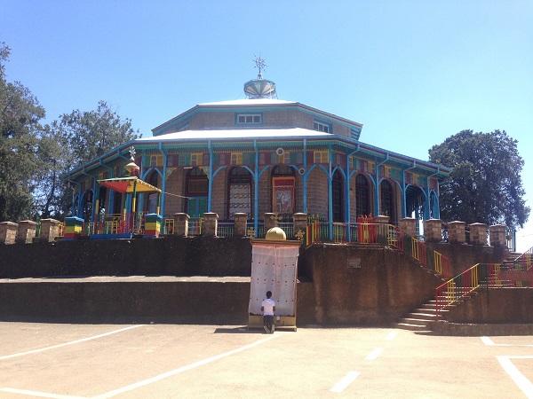 Entoto Maryam addis ababa church ethiopia