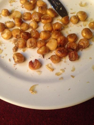 corn snack from Uganda