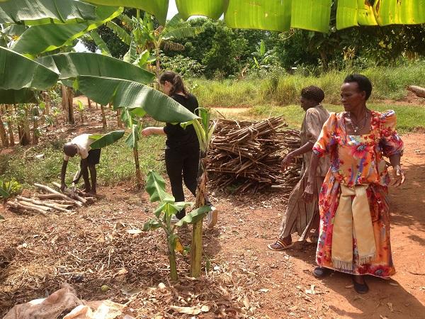 Traditional gomesi dress uganda