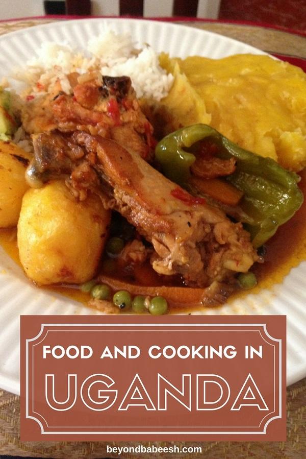 ugandan food and cooking