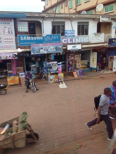 bus from Kampala to Nairobi