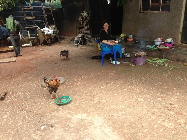 garden in uganda