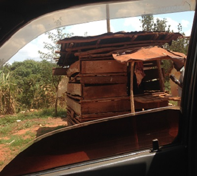 drive thru Uganda