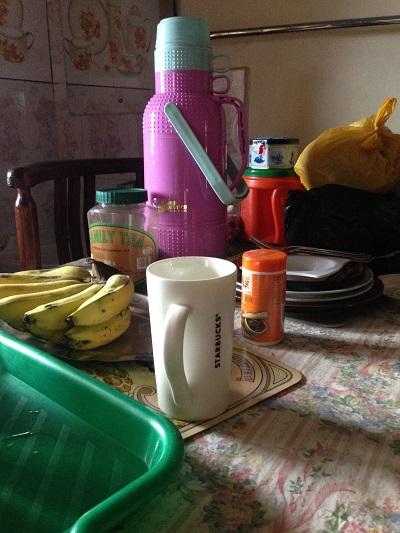breakfast in uganda