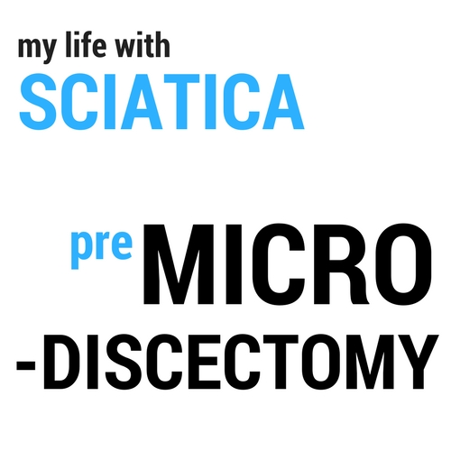 My Sciatica Experience Pre-Surgery: Causes, Symptoms, and