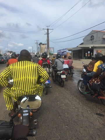 benin travel guide and itinerary